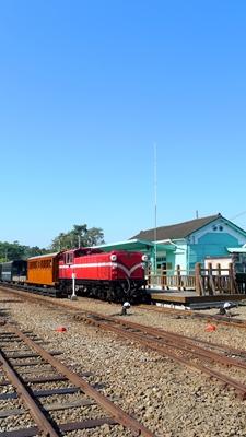 竹崎駅,阿里山鉄道,竹崎車站