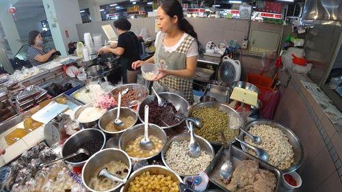 保安市場,臺南,府城小吃,台湾デザート