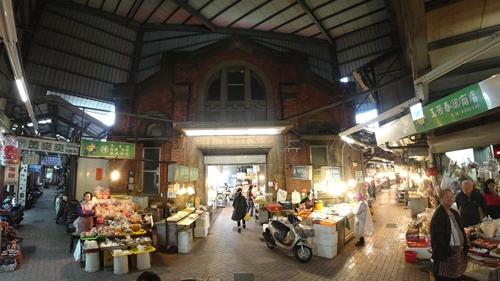 員林市場,歴史建築,彰化,市場,日本統治時代