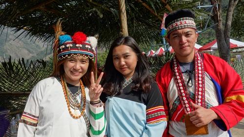 サアロア族,聖貝祭,拉亞魯