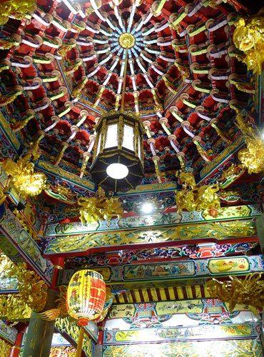 青山宮,廟建築,萬華