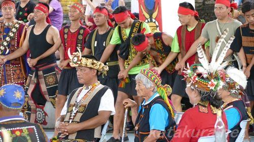 賓茂,パイワン族,paiwan,賓茂村,収穫祭